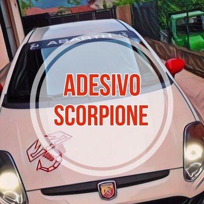 Scorpione Cofano - Fiancata