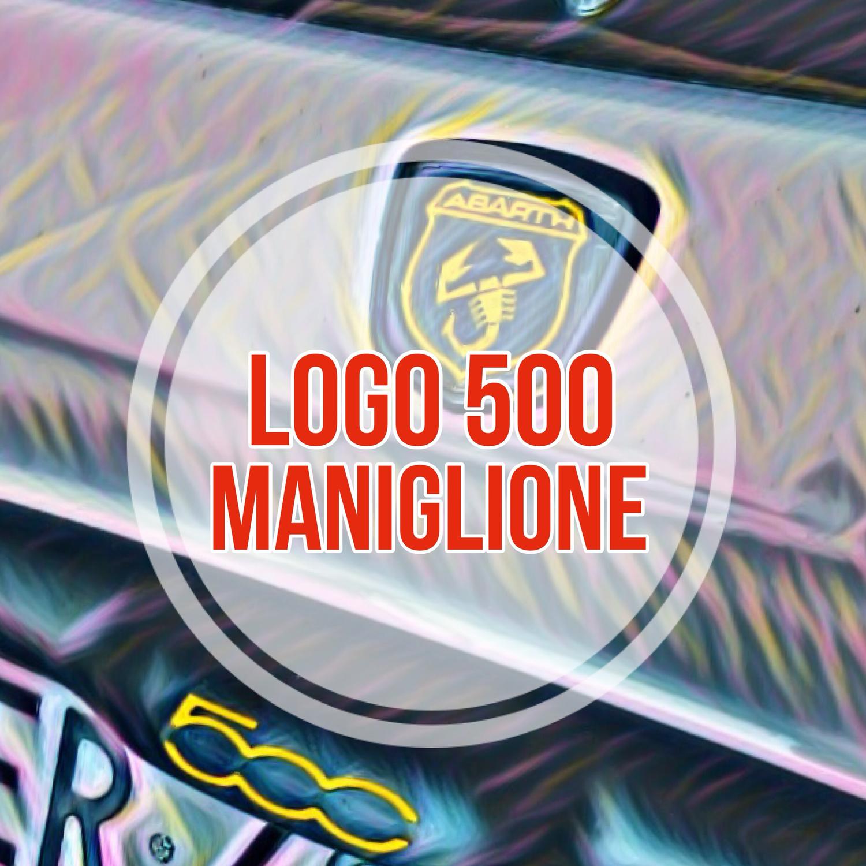 Logo 500 per MANIGLIONE