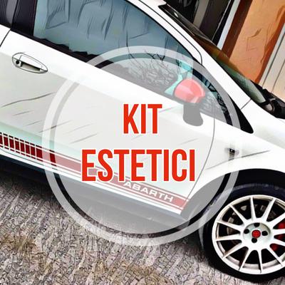 Kit Estetici per Grande Punto Abarth - EVO