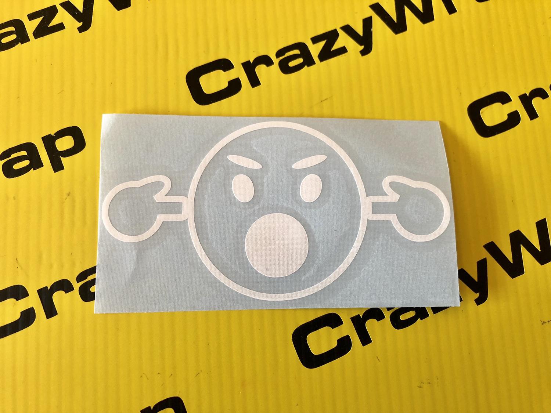 """Sticker """"SOUND EXPLOSIVE"""" 2pz."""