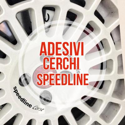 Adesivi per Cerchi SpeedLine Corse