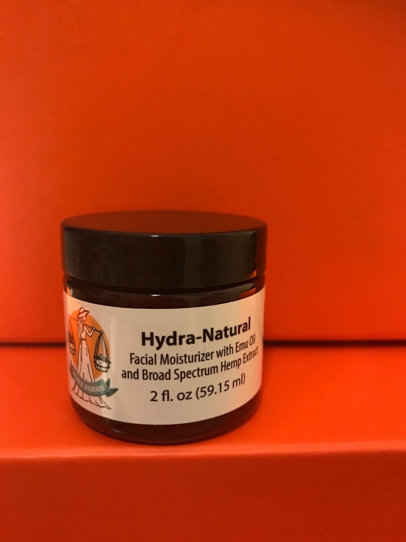 Hydra-Natural Facial Moisturizer