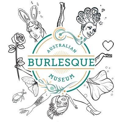 The Australian Burlesque Colouring Book