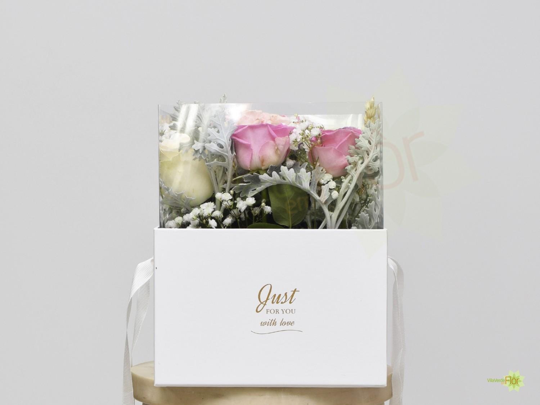 Mix flower box