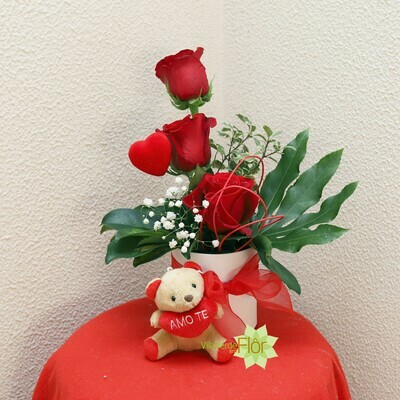 Mini box amor