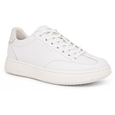 Pure White Sneakers