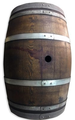 Finished Wine Barrel Limited stock!