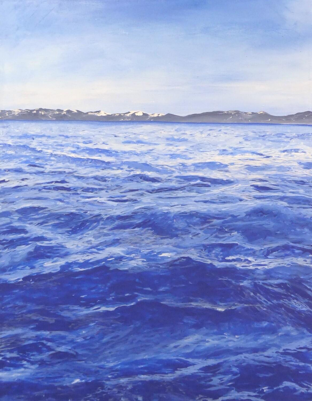 Winter -3.5' x 2.5' - Canvas Print