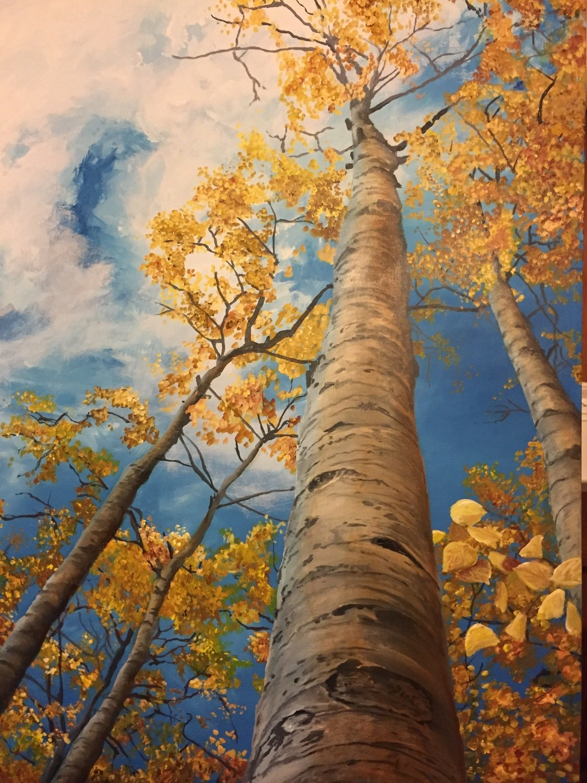 "Last of Autumn - 20"" x 30"" - Canvas Print"