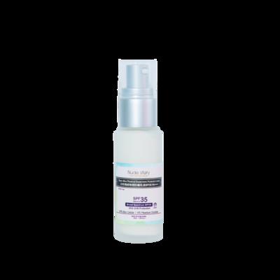 白玫瑰純物理防曬乳液SPF35 PA++++