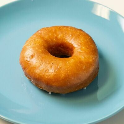 Gluten Free Dairy Free Plain Glaze Donuts (6)