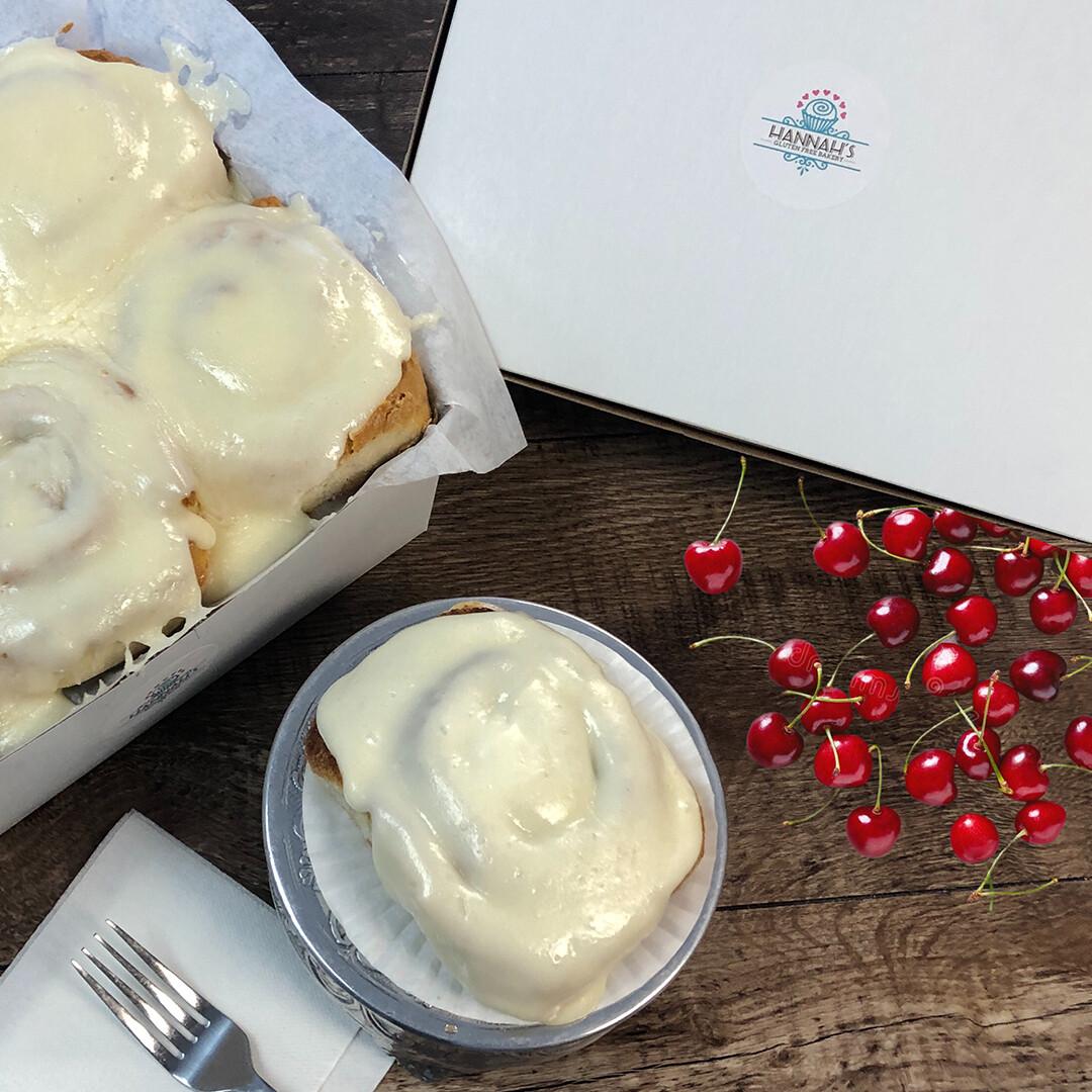 FAMOUS Cherry Rolls (6 Pack)