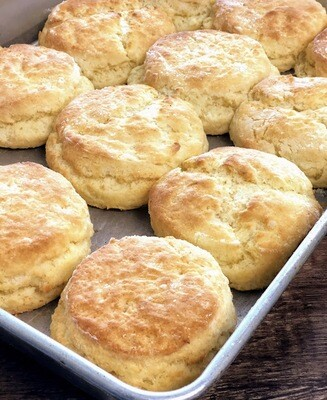 Gluten Free Buttermilk Biscuits (6 count)