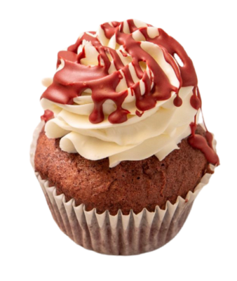 Dairy Free Red Velvet Cupcakes