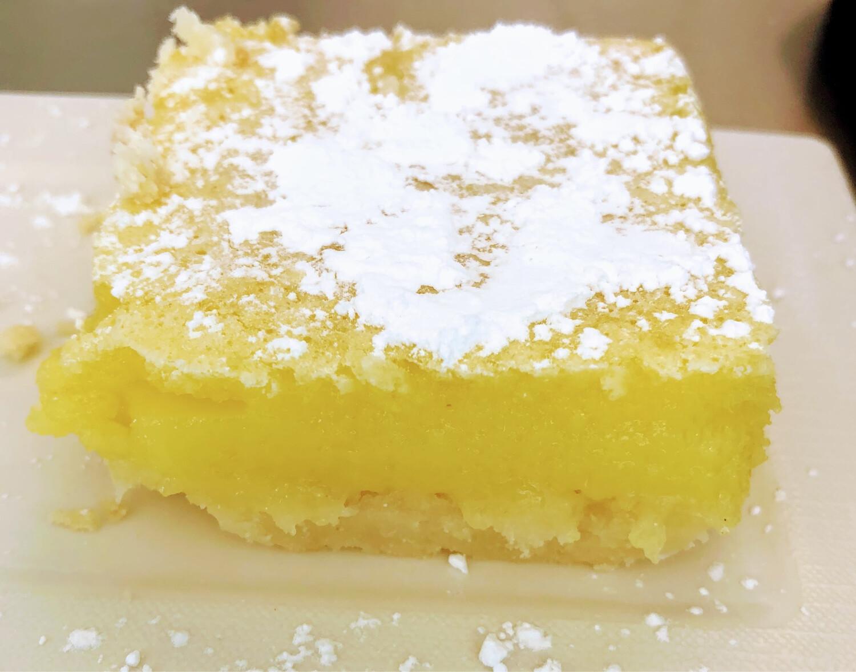 Lemon Bar (1 Bar)