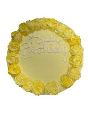 10 Inch Round Cake (Basic)