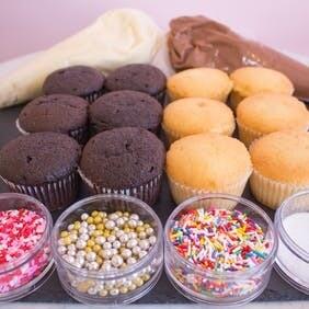 Gluten Free/Nut Free Cupcake Kit