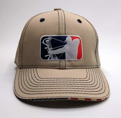 USA Khaki Adjustable Hat