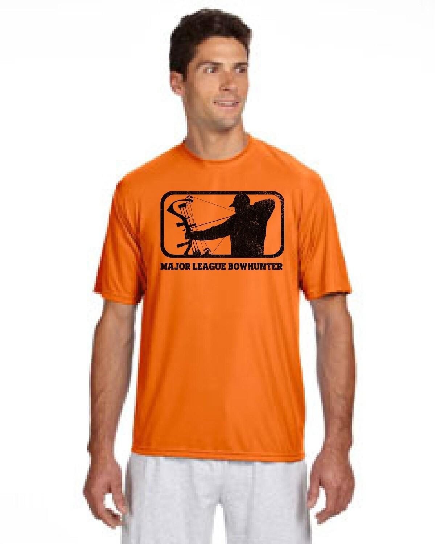 Orange/Black T-Shirt