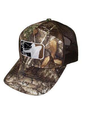 Realtree Richardson Hat w/ Brown Logo
