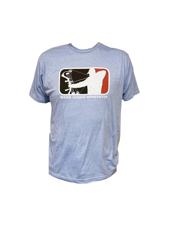 Baby Blue Logo Shirt