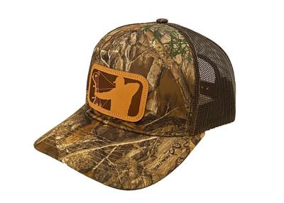 Realtree Richardson Hat w/ Leather Patch Logo