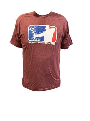 Burgundy Logo Shirt