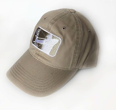 Tan Adjustable Hat
