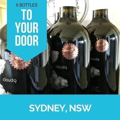Sydney Metro Delivery - Cloud9 2010 Bordeaux Cabernet Franc - Carton (6 bottles)