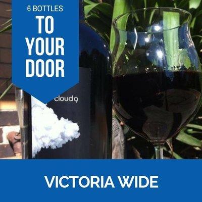 Victorian Delivery - Cloud9 2010 Bordeaux Cabernet Franc - Carton (6 bottles)