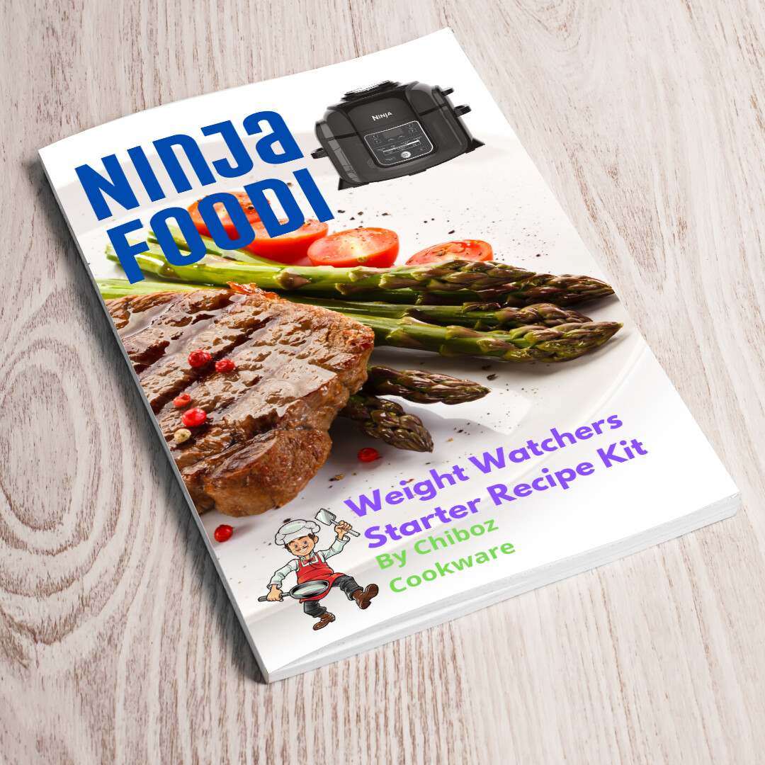 Ninja Foodi Weight Watchers Starter Recipe Kit