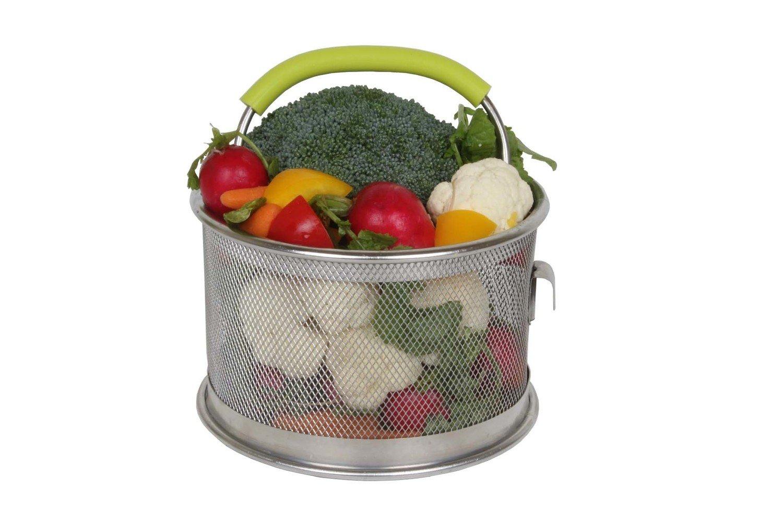Chiboz Cookware Mini Instant Pressure Cooker Steamer Basket - Pot in Pot Accessories Compatible with Instant Pot (3 Qt)