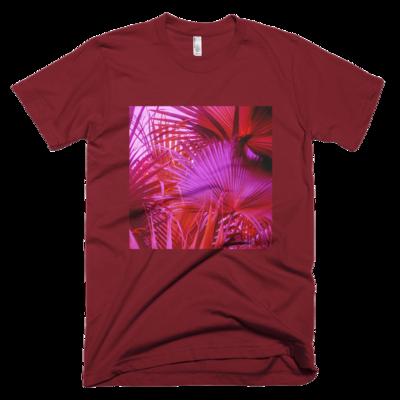 Magenta Palms: Cranberry