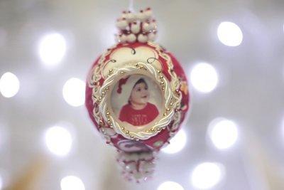 Bolas de Navidad Mediana