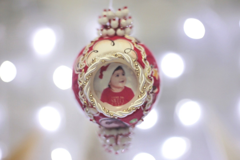 Bola de Navidad Grande