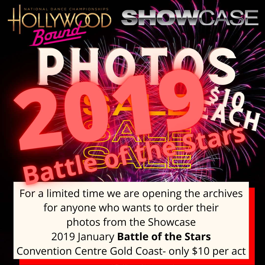 Photo orders 2019 Showcase Battle of the Stars, CONVENTION CENTRE GOLD COAST