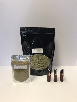 Beaufort Kratom Bundle (Capsules)