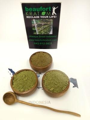 Green Sumatra Powder 1/4 kg.