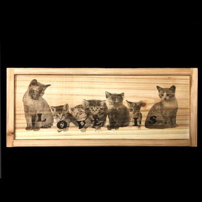 Love Is--Kittens