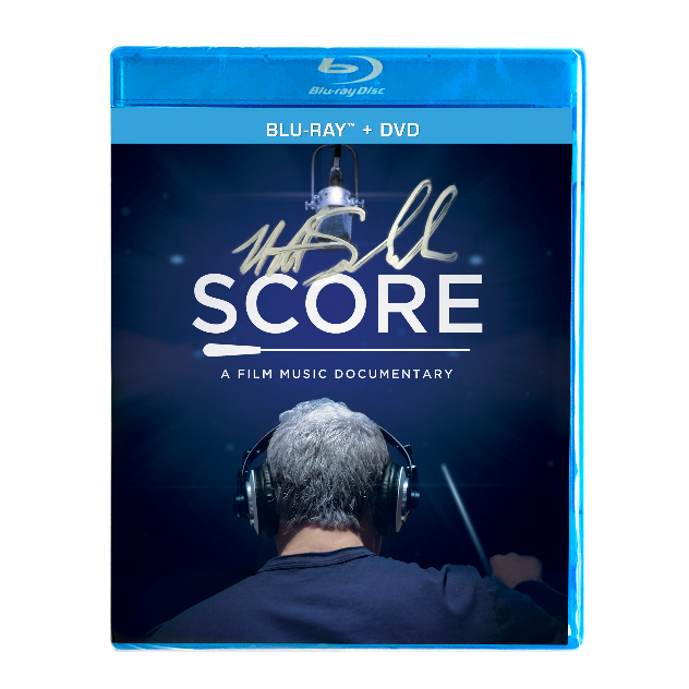 Autographed SCORE Collector's Edition Blu-ray/DVD Combo