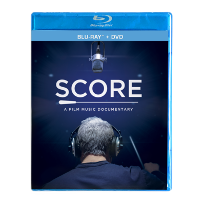 SCORE Collector's Edition Blu-ray/DVD Combo