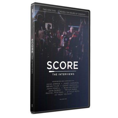 SCORE: The Interviews 2-Disc DVD Combo Bonus Features