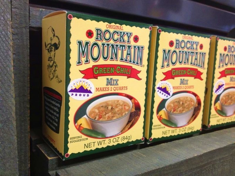 Rocky Mountain Green Chili Mix