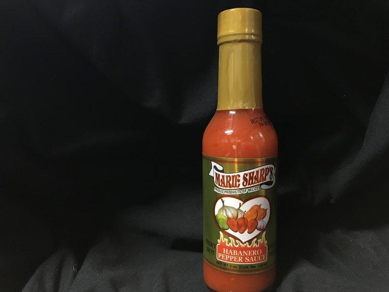 Marie Sharp's Habanero Pepper Sauce ~Fiery Hot~