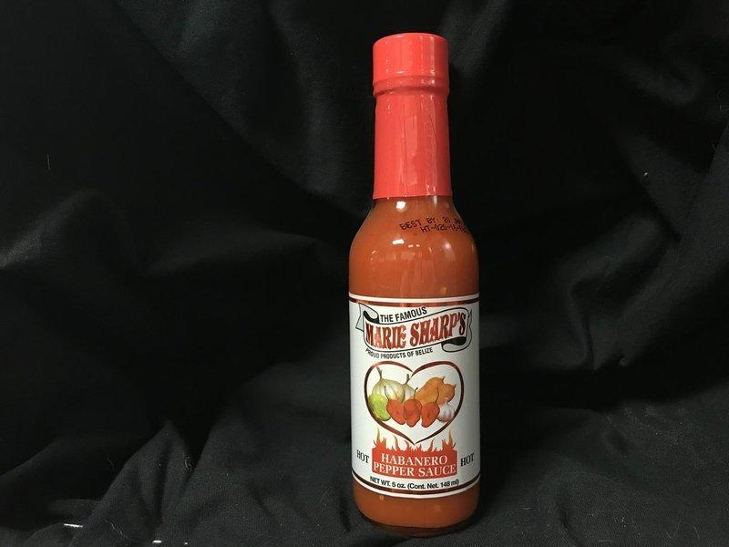 Marie Sharp's Habanero Pepper Sauce ~Hot~