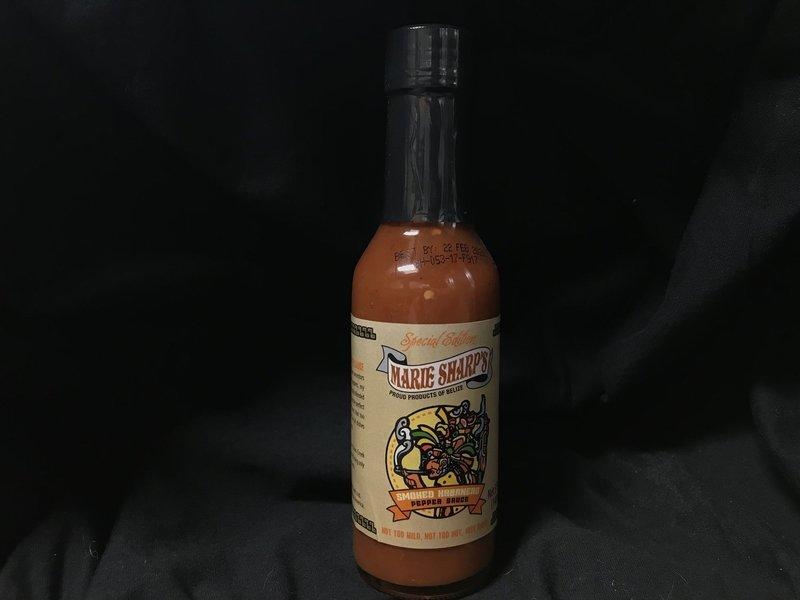 Marie Sharp's Smoked Habanero Pepper Sauce