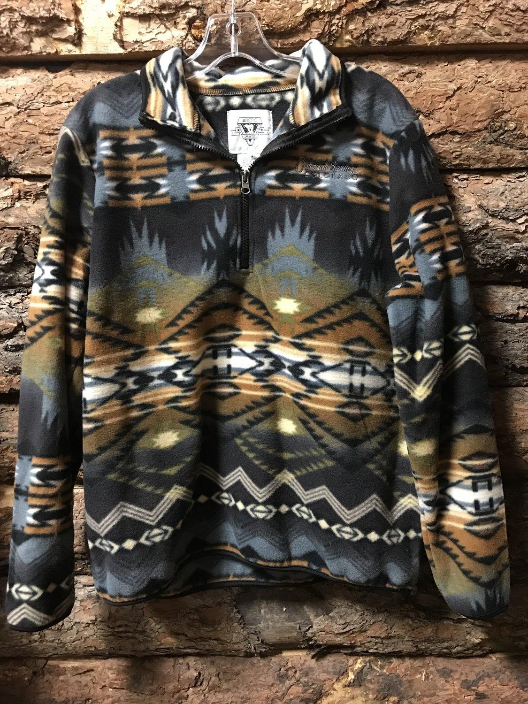 1/4 Zip Fleece Hoodie ~super warm and comfy!~