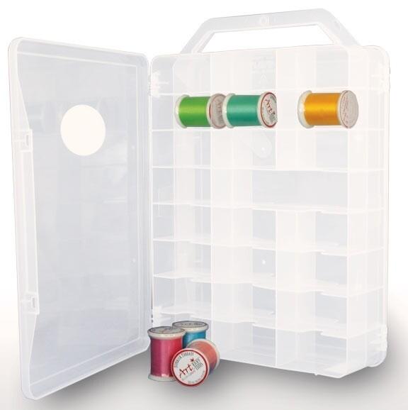 48-Spool Case - Empty