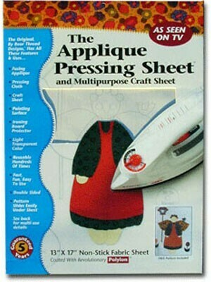 The Applique Pressing Sheet 13x17