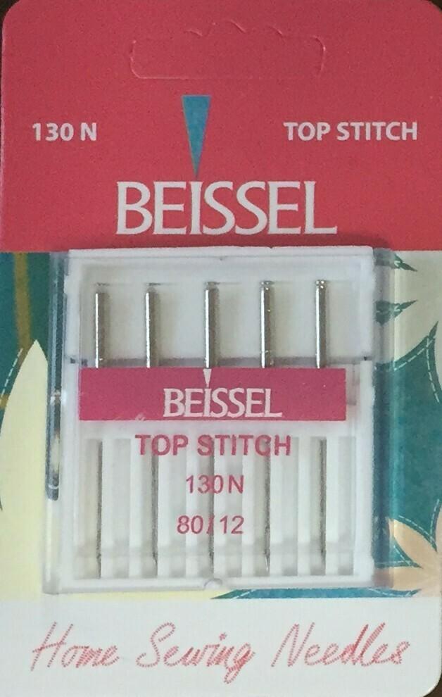 Beissel Top Stitch Machine Needles